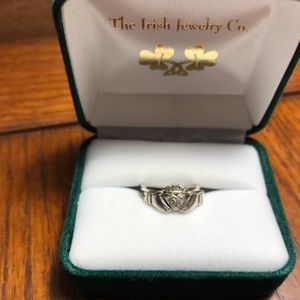 Authentic Claddagh Ring